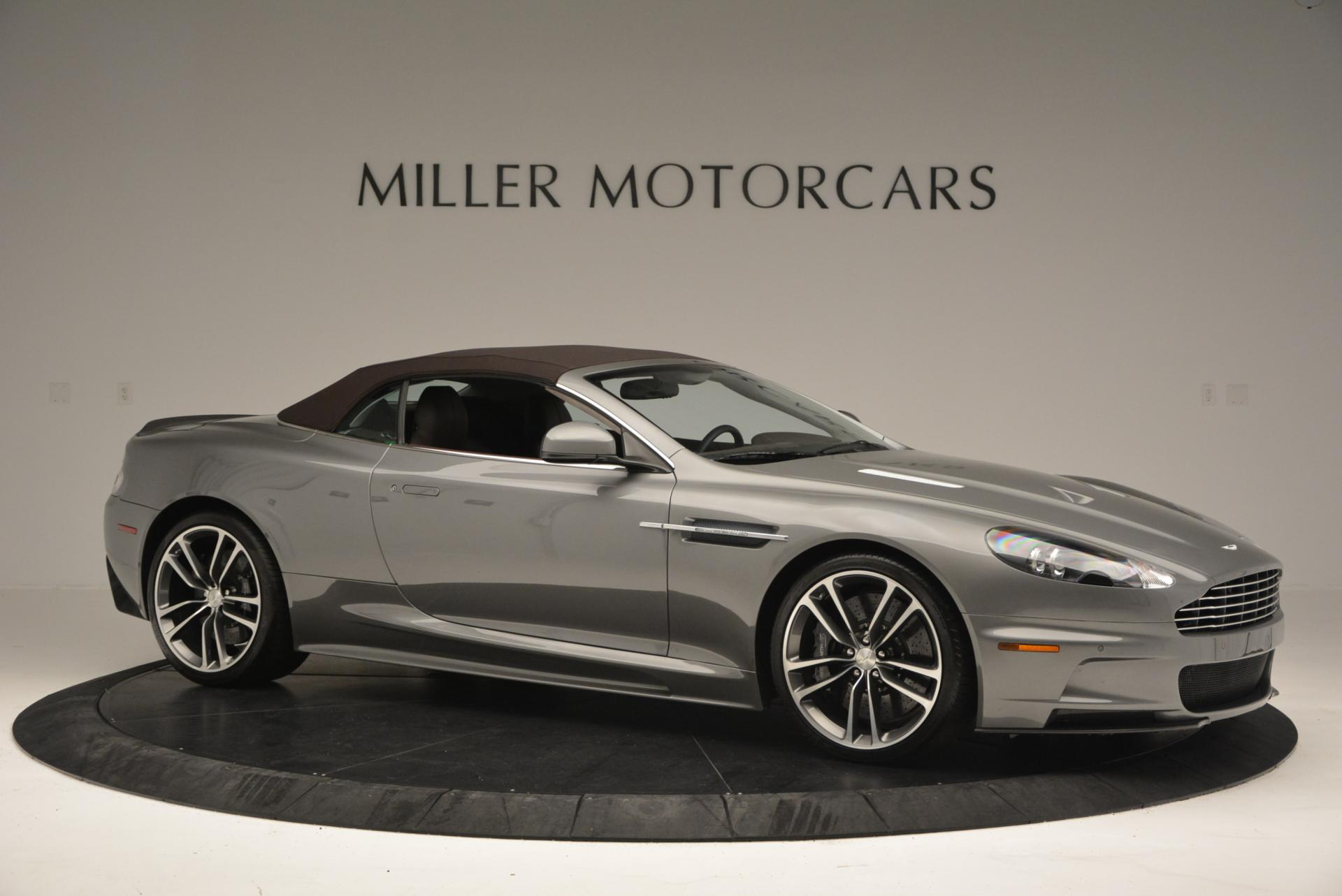 Used 2010 Aston Martin DBS Volante For Sale In Westport, CT 87_p22