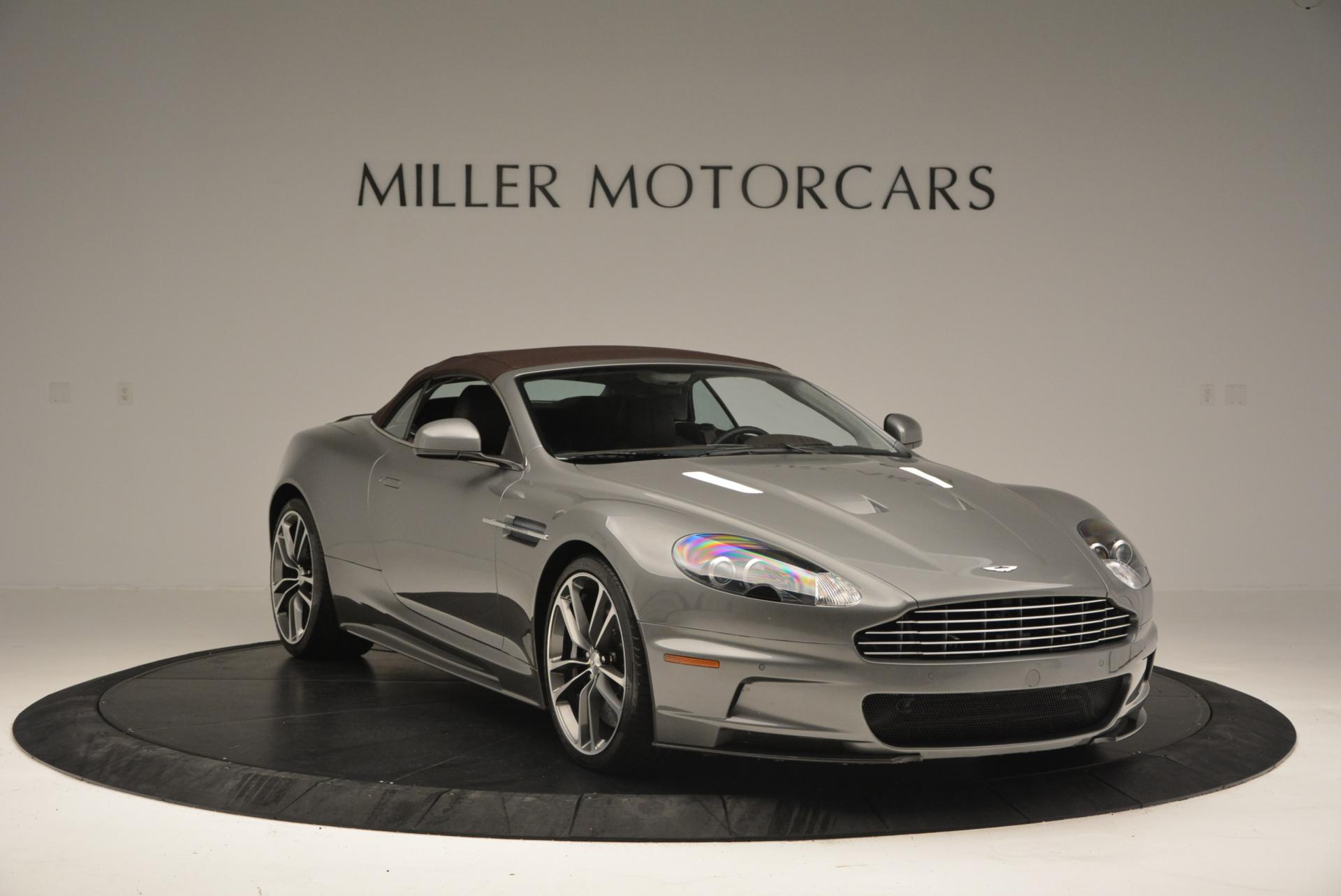 Used 2010 Aston Martin DBS Volante For Sale In Westport, CT 87_p23