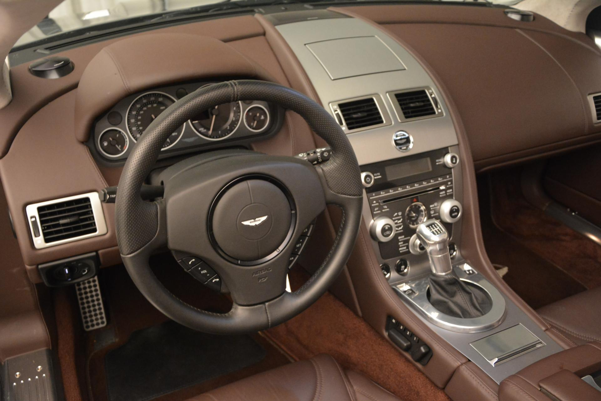 Used 2010 Aston Martin DBS Volante For Sale In Westport, CT 87_p25