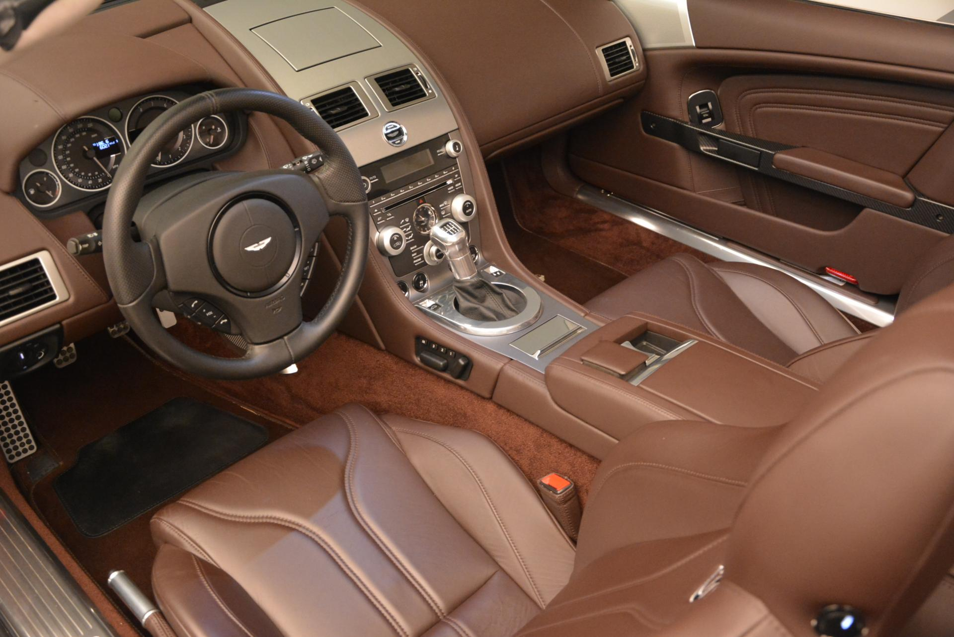 Used 2010 Aston Martin DBS Volante For Sale In Westport, CT 87_p27