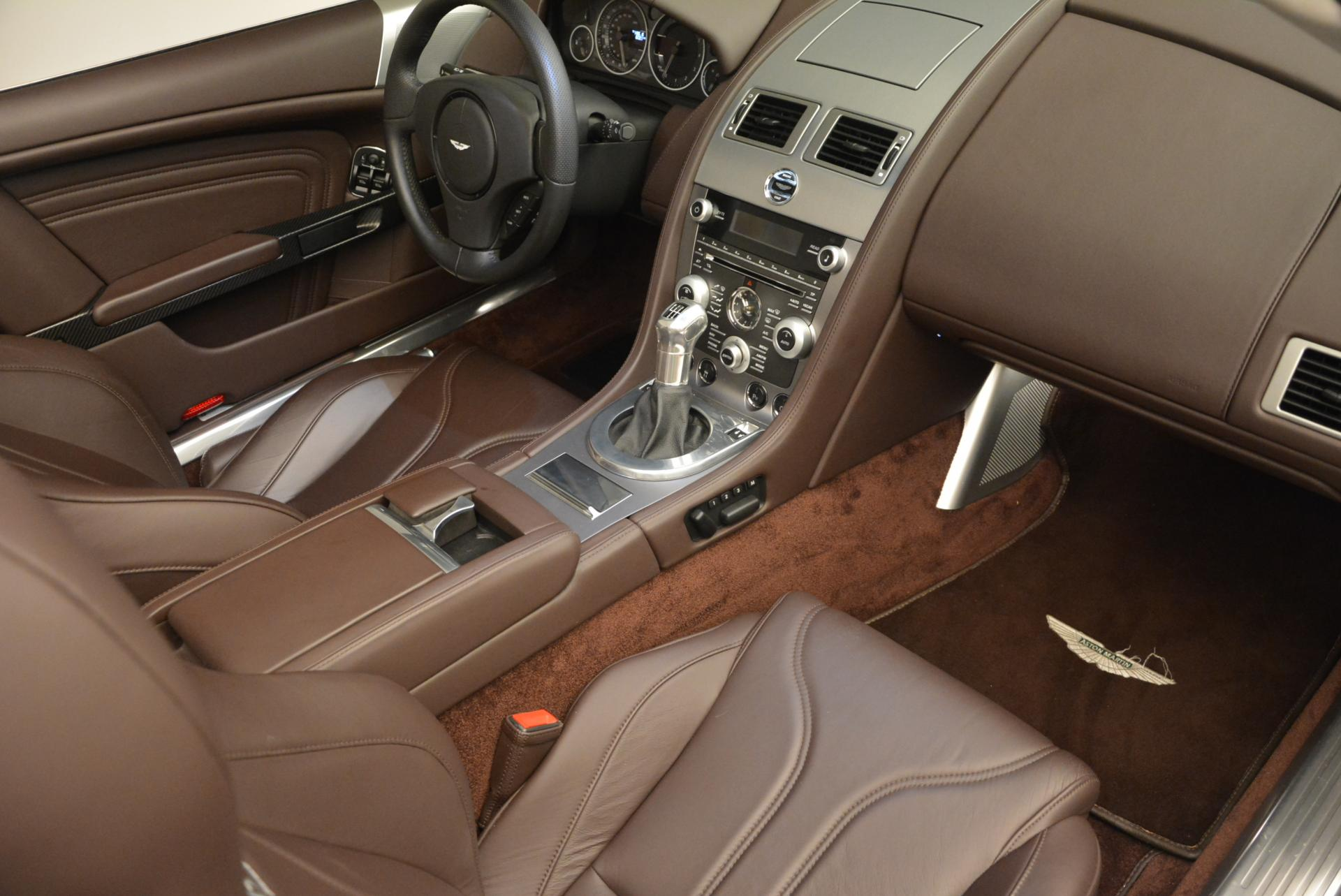 Used 2010 Aston Martin DBS Volante For Sale In Westport, CT 87_p36