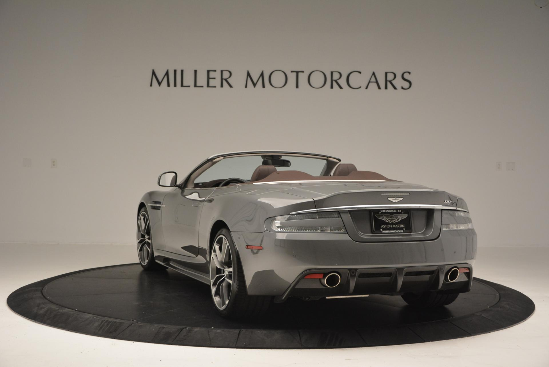Used 2010 Aston Martin DBS Volante For Sale In Westport, CT 87_p5