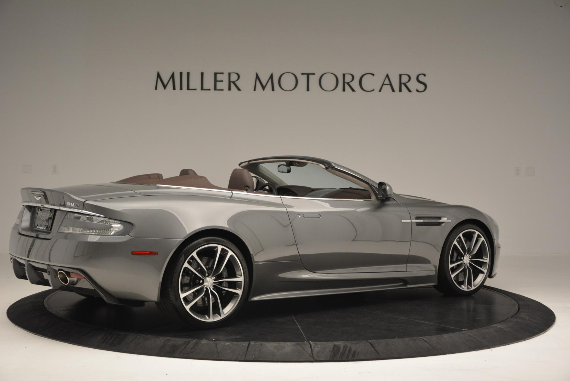 Used 2010 Aston Martin DBS Volante For Sale In Westport, CT 87_p8
