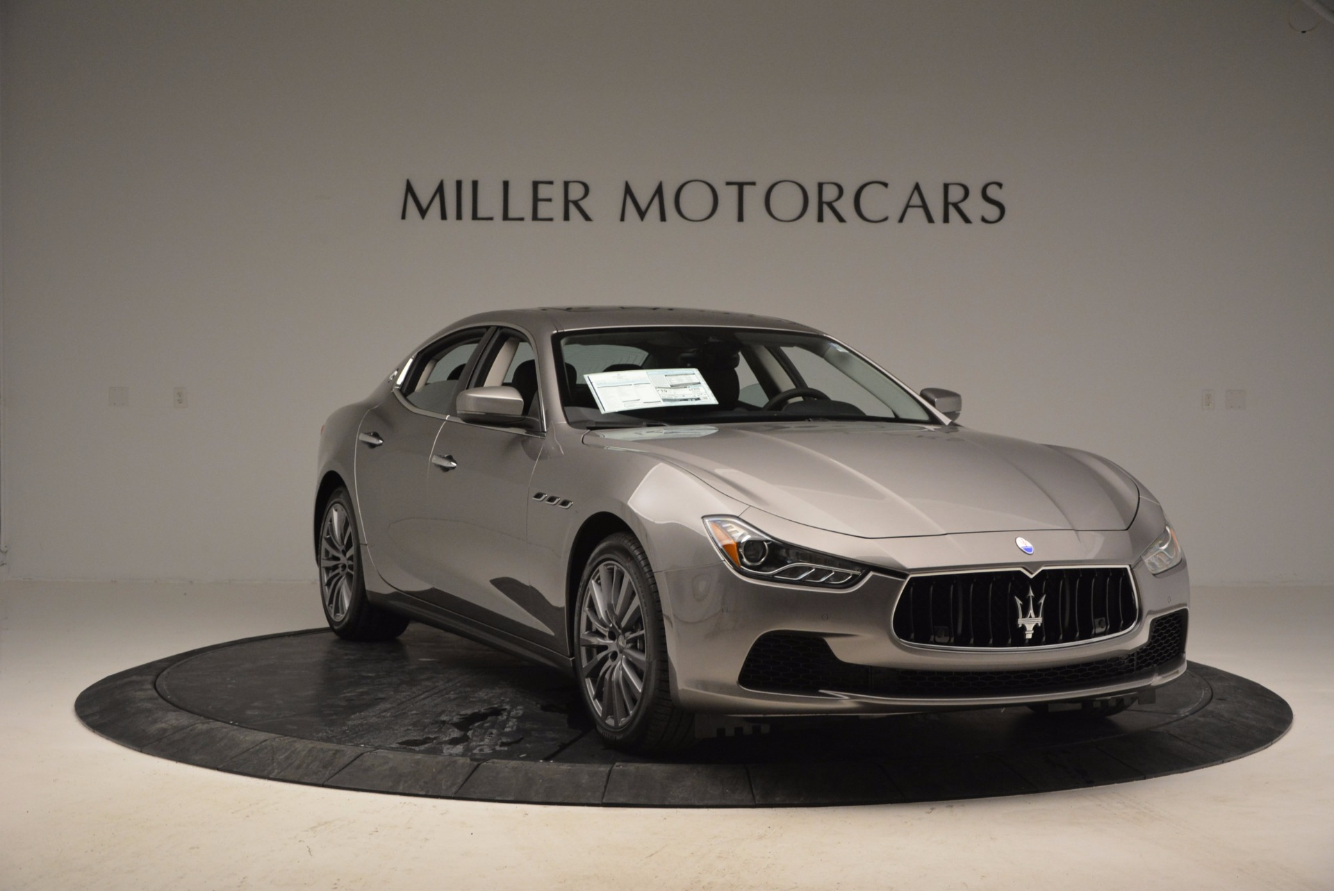 New 2017 Maserati Ghibli S Q4 For Sale In Westport, CT 872_p11