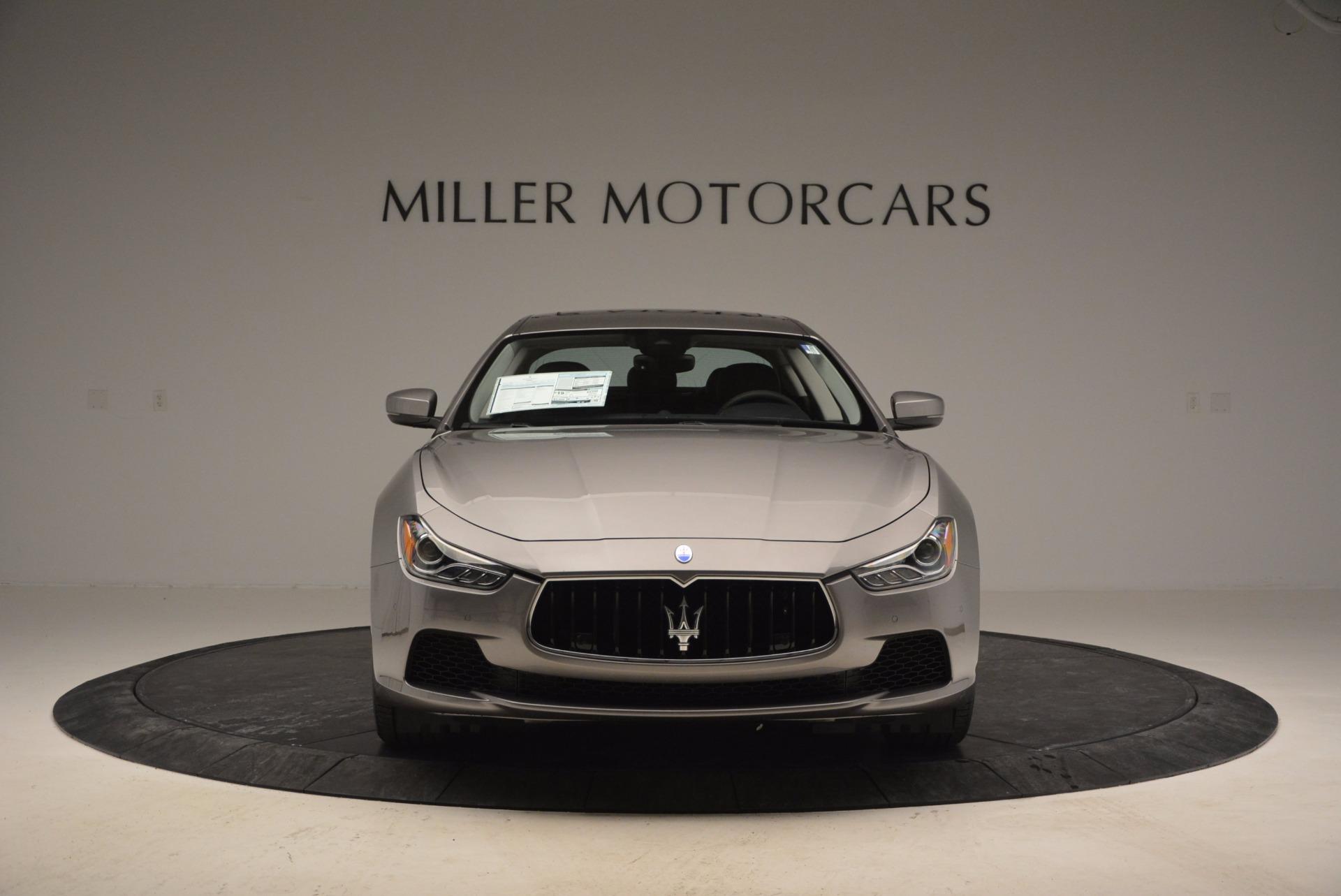 New 2017 Maserati Ghibli S Q4 For Sale In Westport, CT 872_p12