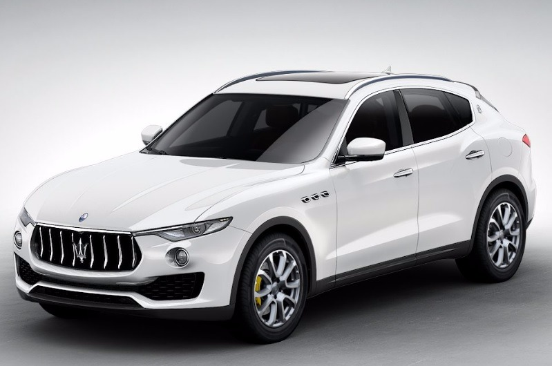 New 2017 Maserati Levante  For Sale In Westport, CT 873_main