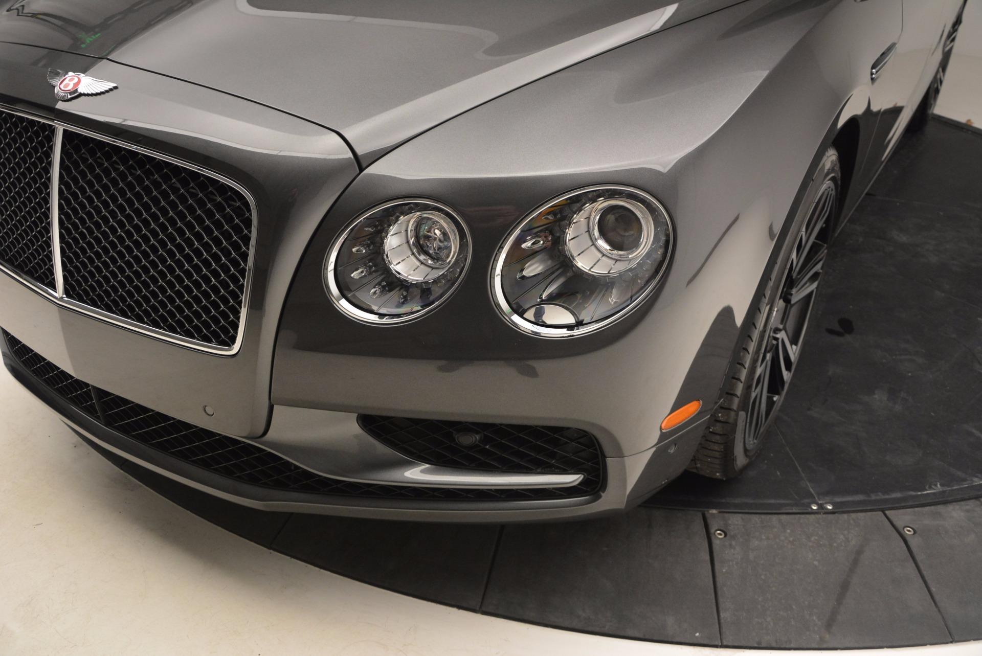 Used 2017 Bentley Flying Spur V8 S For Sale In Westport, CT 875_p15
