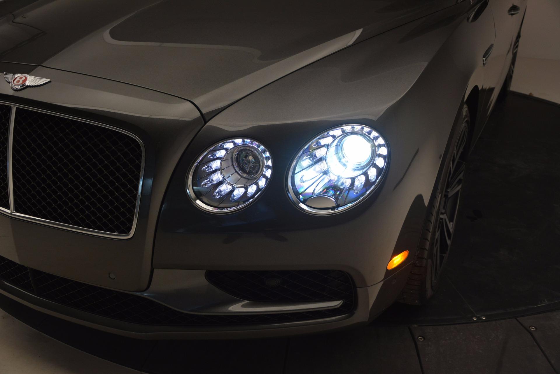 Used 2017 Bentley Flying Spur V8 S For Sale In Westport, CT 875_p17
