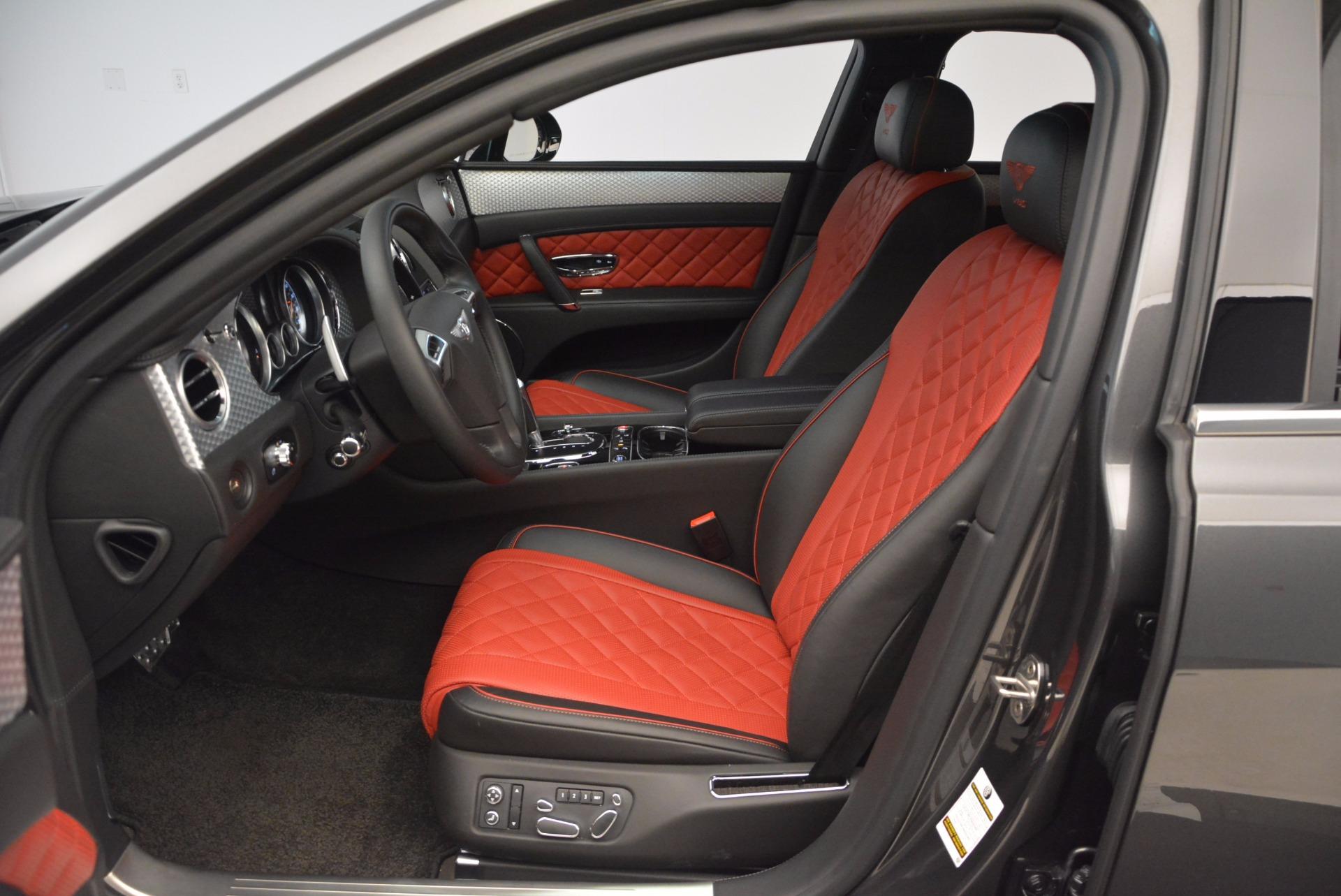 Used 2017 Bentley Flying Spur V8 S For Sale In Westport, CT 875_p25