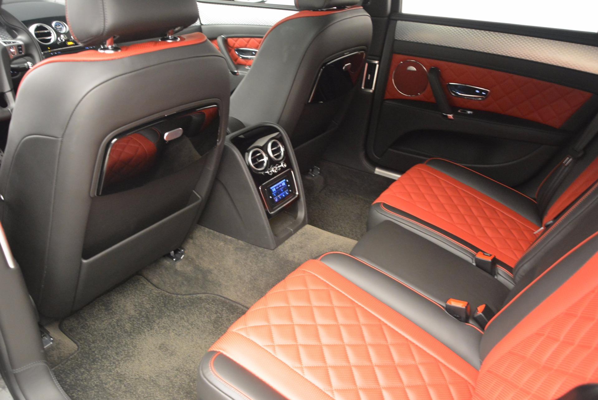 Used 2017 Bentley Flying Spur V8 S For Sale In Westport, CT 875_p35