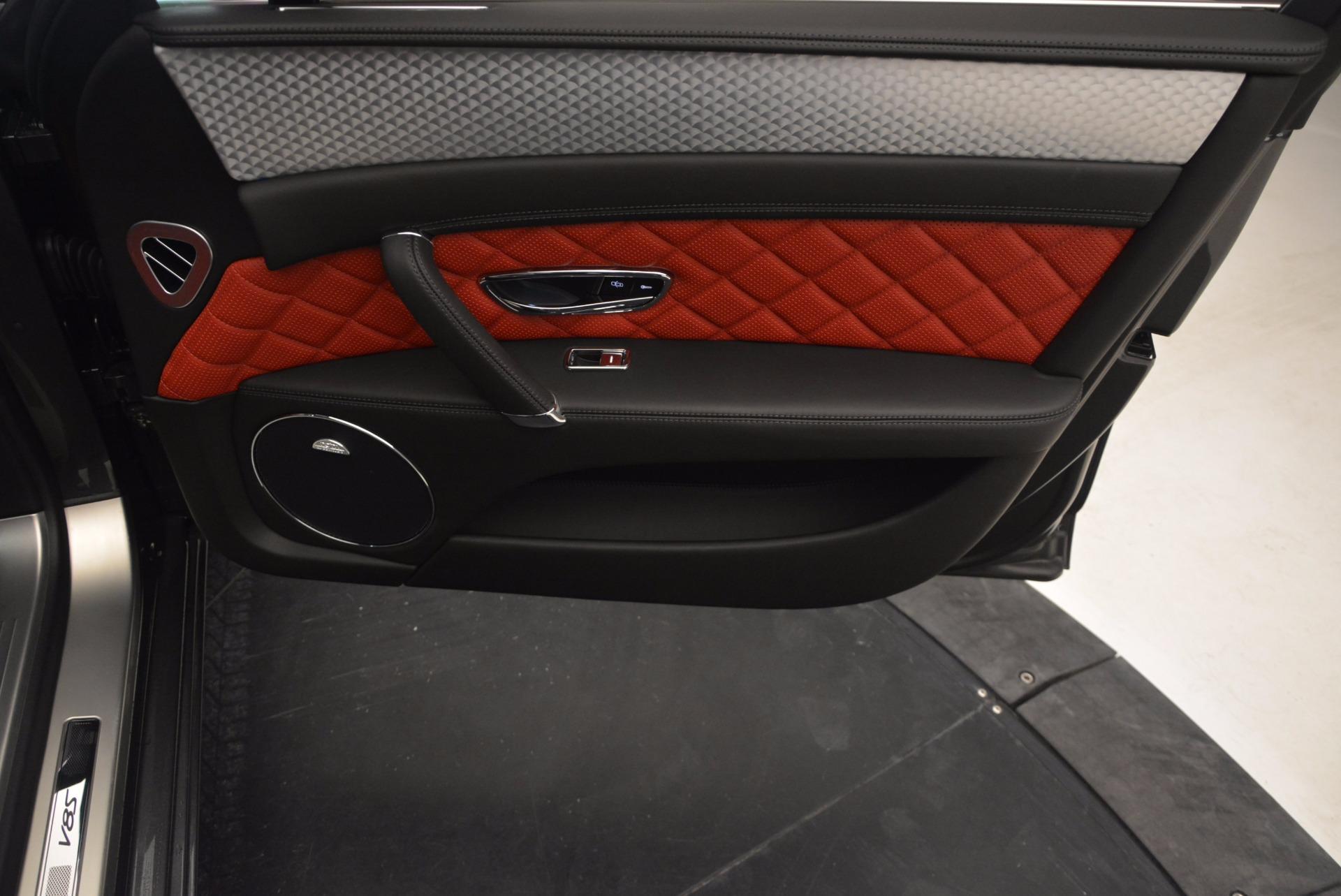 Used 2017 Bentley Flying Spur V8 S For Sale In Westport, CT 875_p43
