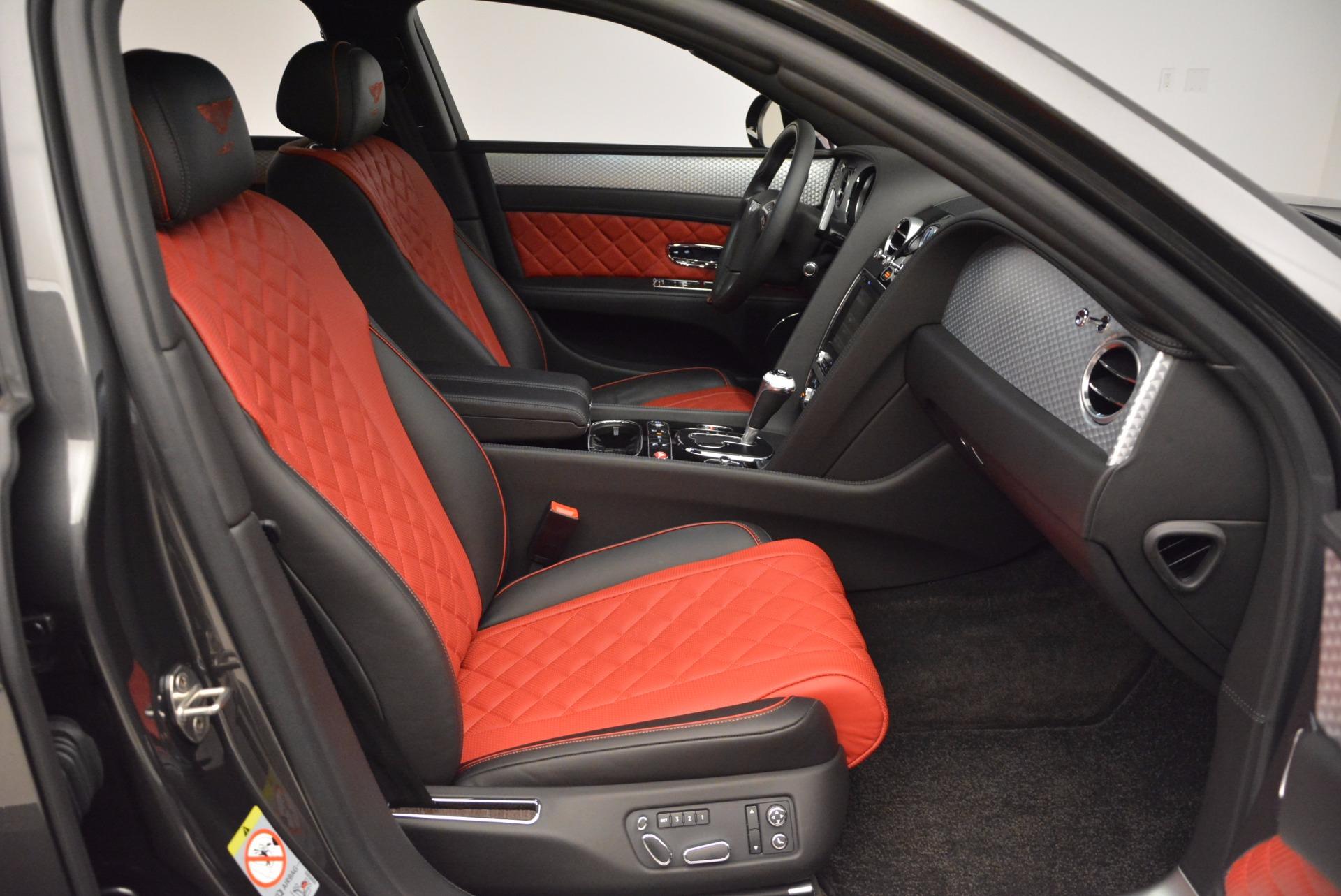 Used 2017 Bentley Flying Spur V8 S For Sale In Westport, CT 875_p45