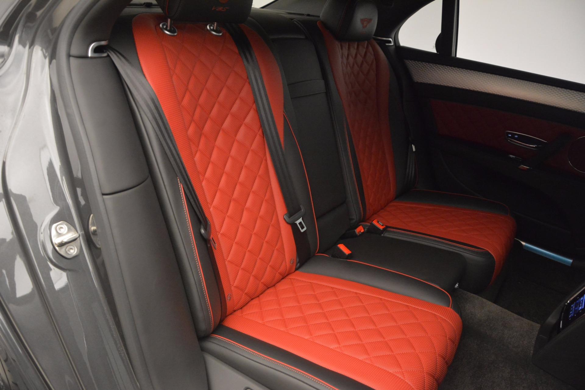 Used 2017 Bentley Flying Spur V8 S For Sale In Westport, CT 875_p49