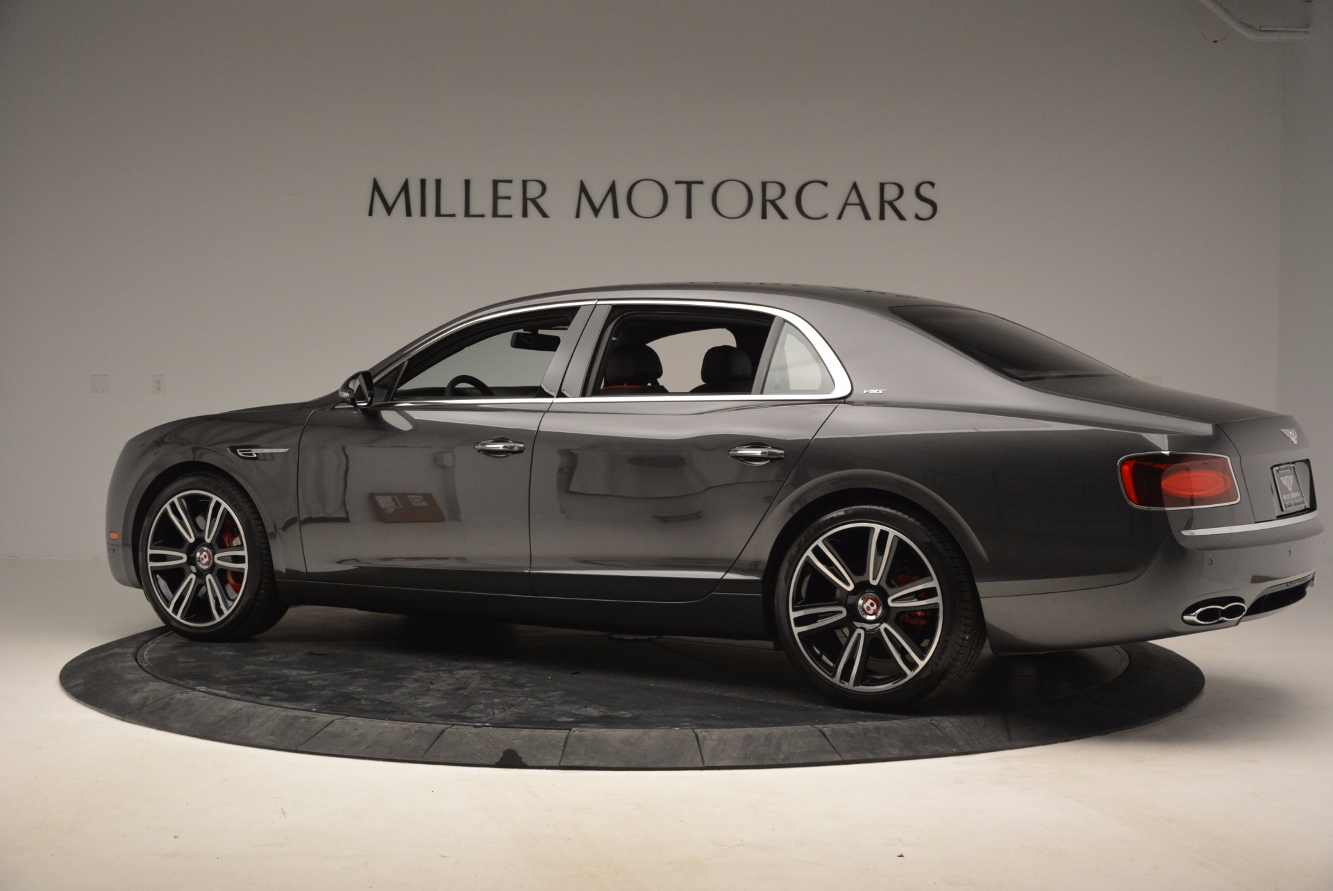 Used 2017 Bentley Flying Spur V8 S For Sale In Westport, CT 875_p4