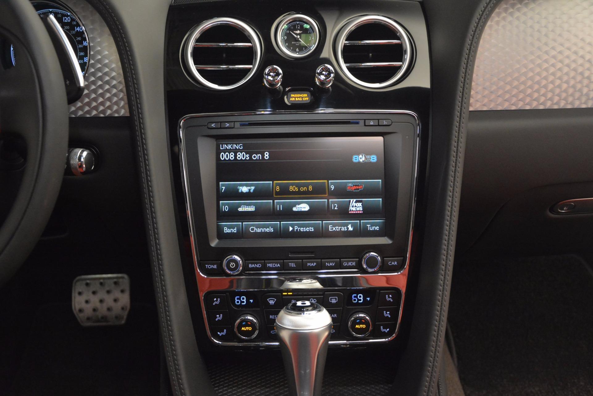Used 2017 Bentley Flying Spur V8 S For Sale In Westport, CT 875_p52