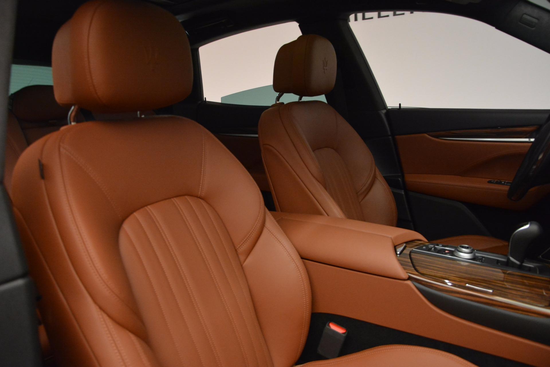 New 2017 Maserati Levante  For Sale In Westport, CT 876_p16