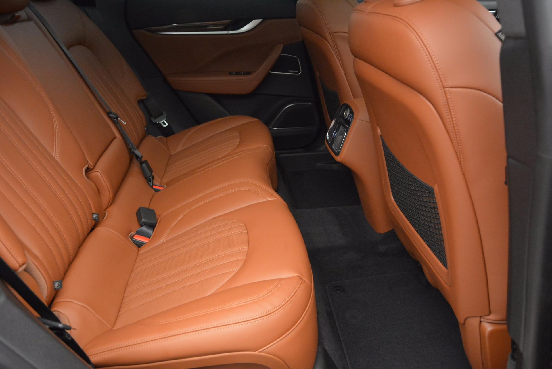 New 2017 Maserati Levante  For Sale In Westport, CT 876_p18