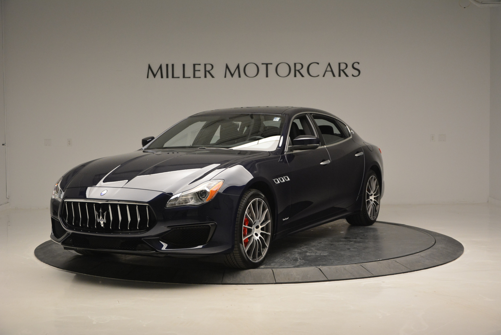 New 2017 Maserati Quattroporte S Q4 GranSport For Sale In Westport, CT 877_main