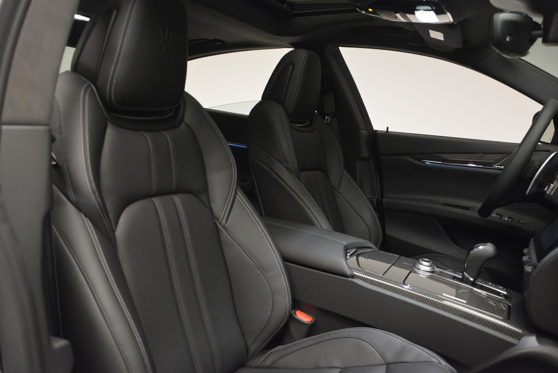New 2017 Maserati Quattroporte S Q4 GranSport For Sale In Westport, CT 877_p16