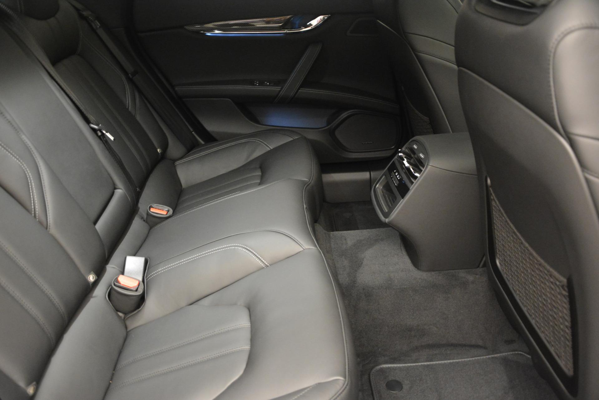 New 2017 Maserati Quattroporte S Q4 GranSport For Sale In Westport, CT 877_p18