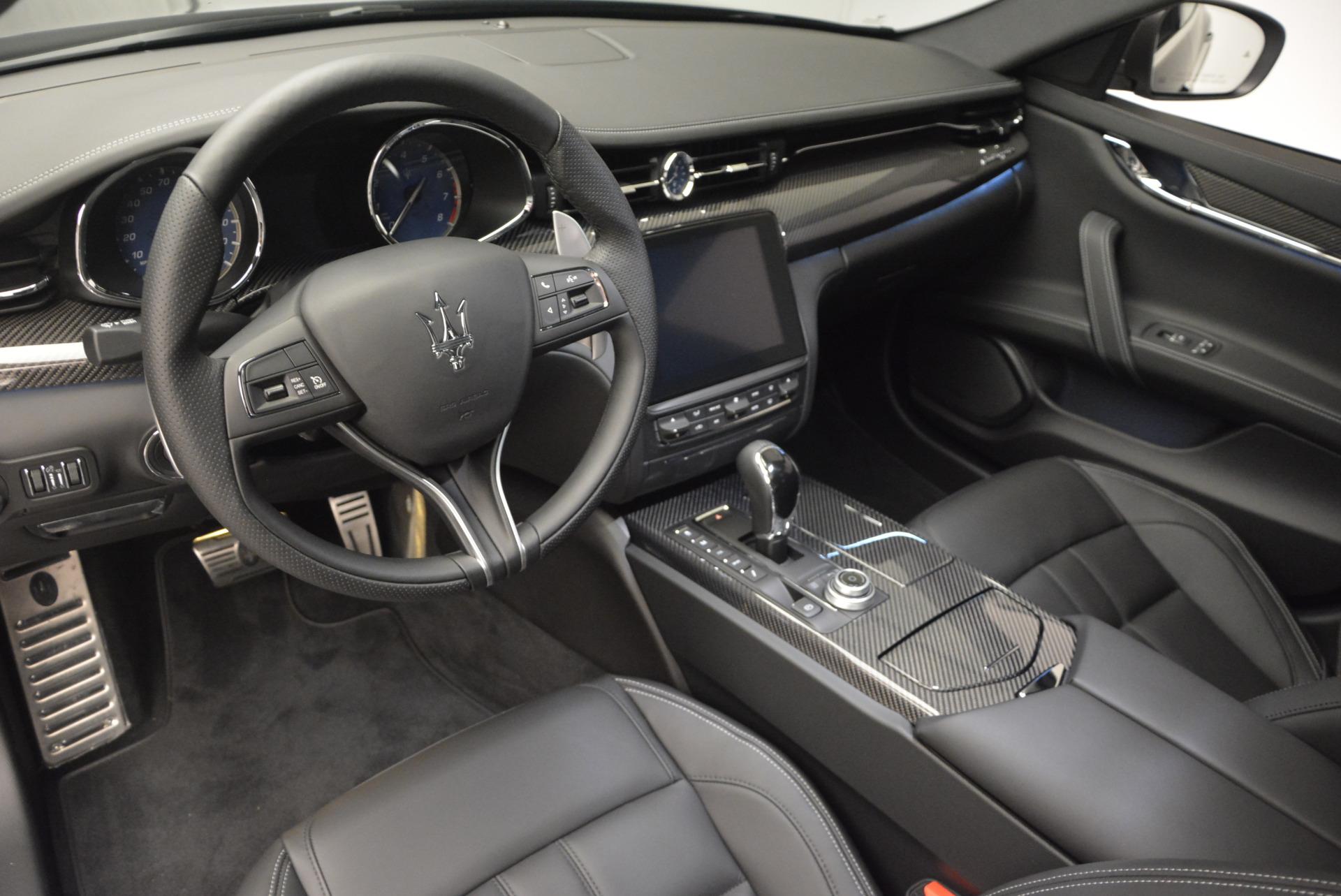 New 2017 Maserati Quattroporte S Q4 GranSport For Sale In Westport, CT 877_p22
