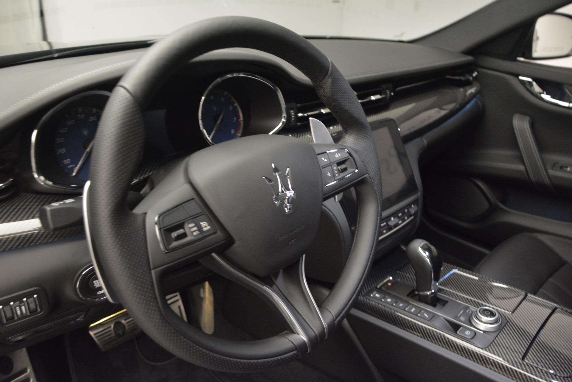 New 2017 Maserati Quattroporte S Q4 GranSport For Sale In Westport, CT 877_p25