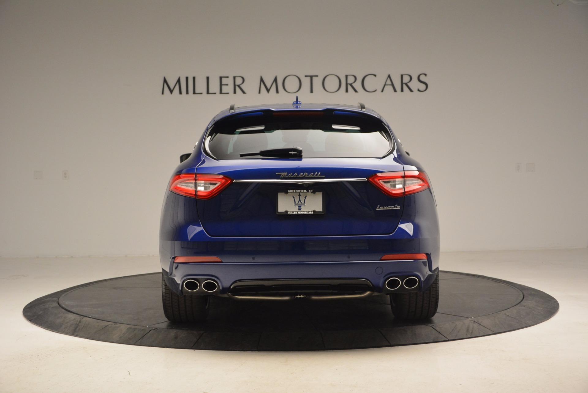 New 2017 Maserati Levante  For Sale In Westport, CT 878_p5