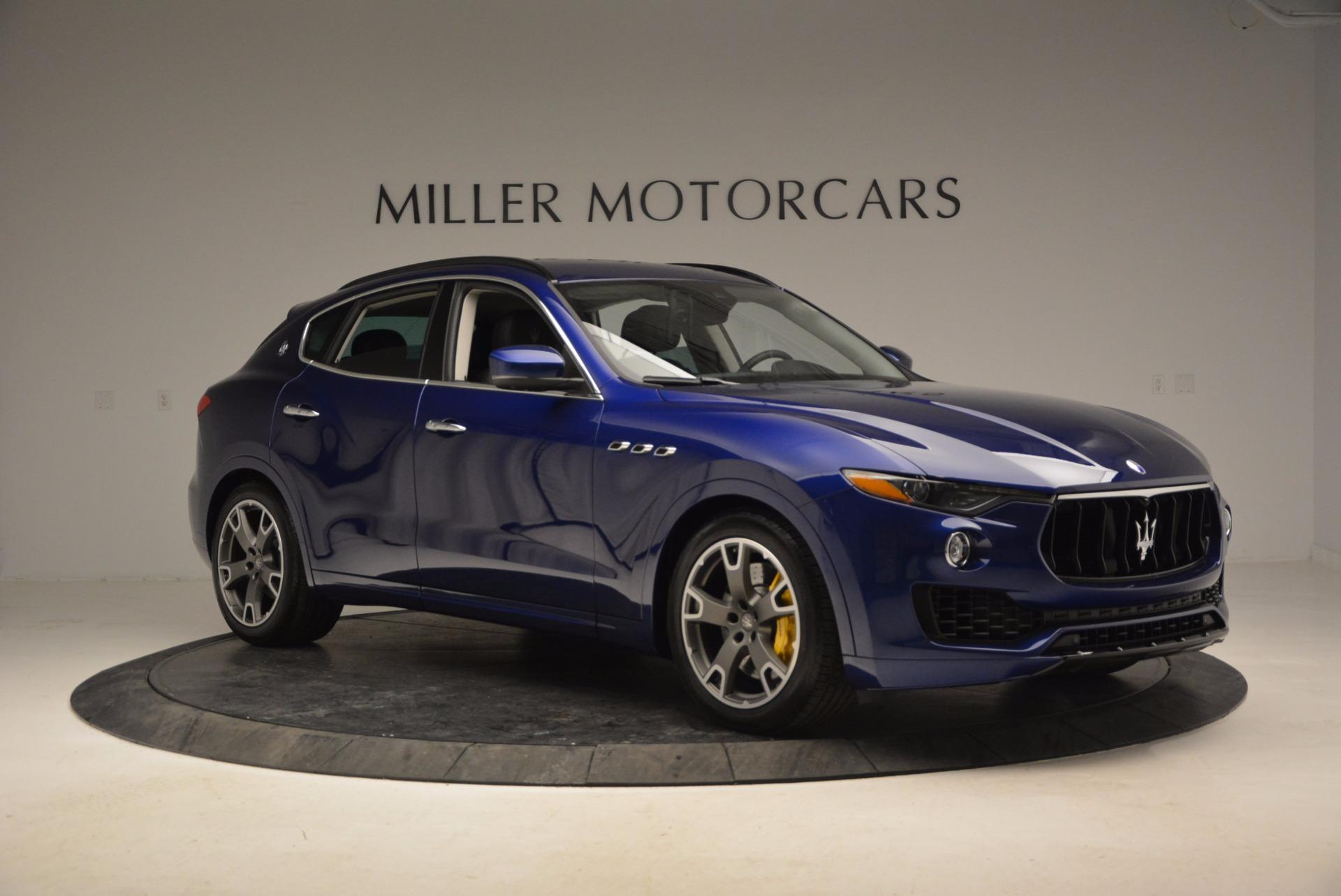 New 2017 Maserati Levante  For Sale In Westport, CT 878_p9