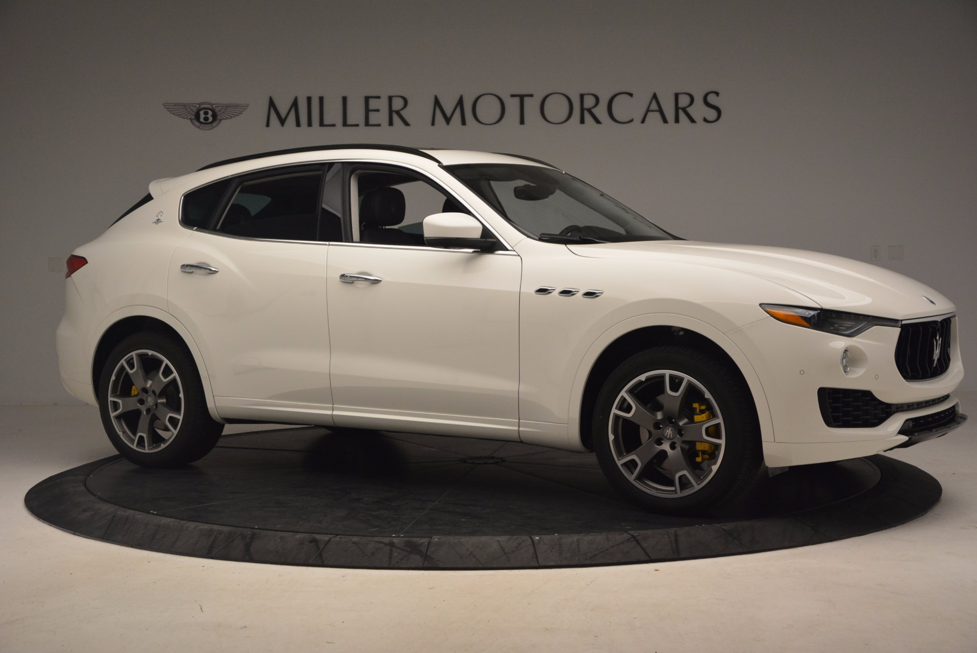 New 2017 Maserati Levante  For Sale In Westport, CT 880_p10