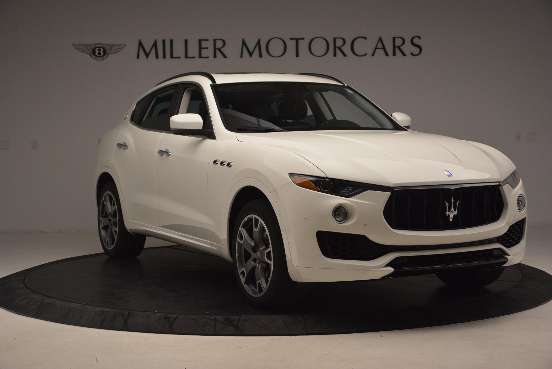 New 2017 Maserati Levante  For Sale In Westport, CT 880_p11