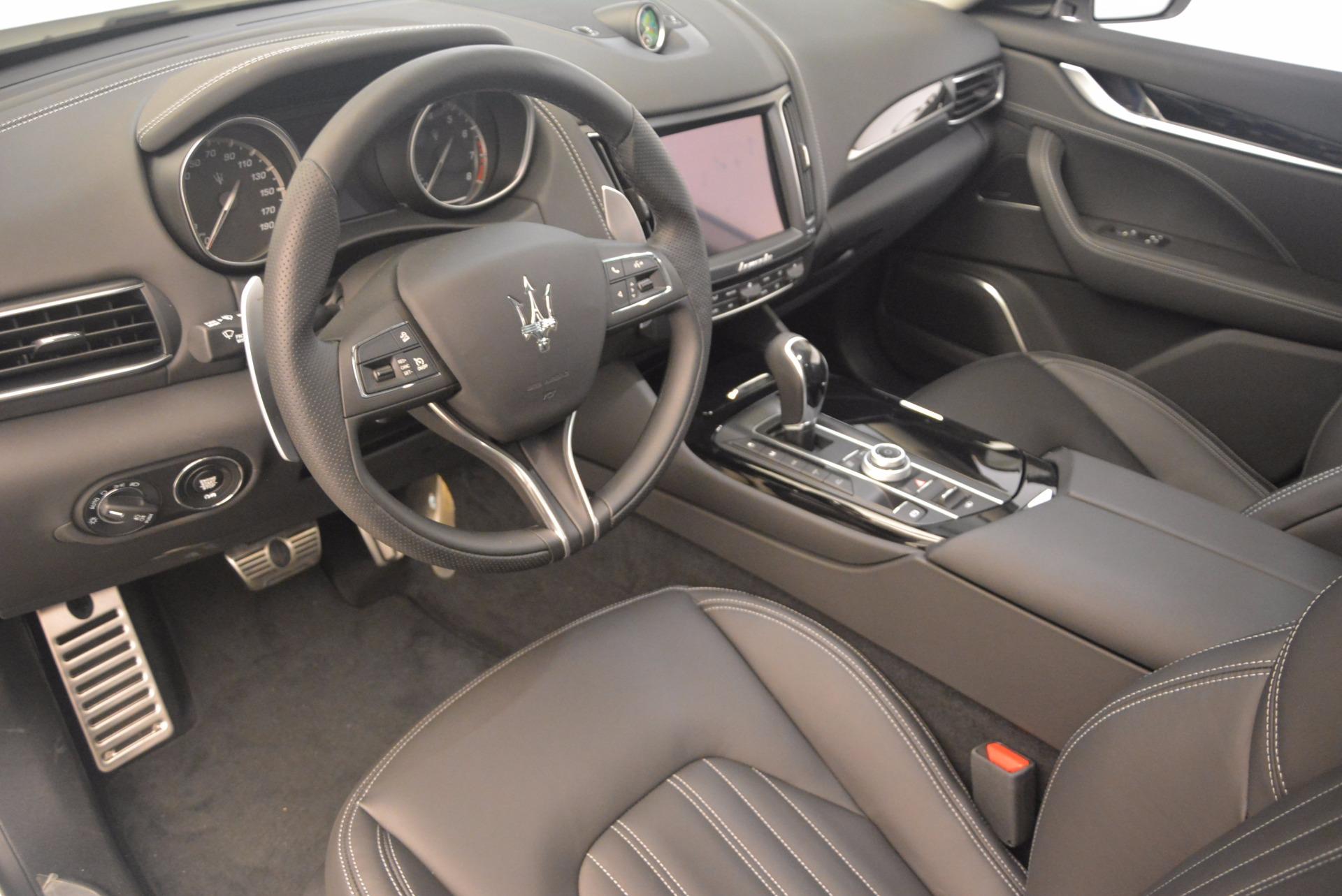 New 2017 Maserati Levante  For Sale In Westport, CT 880_p13