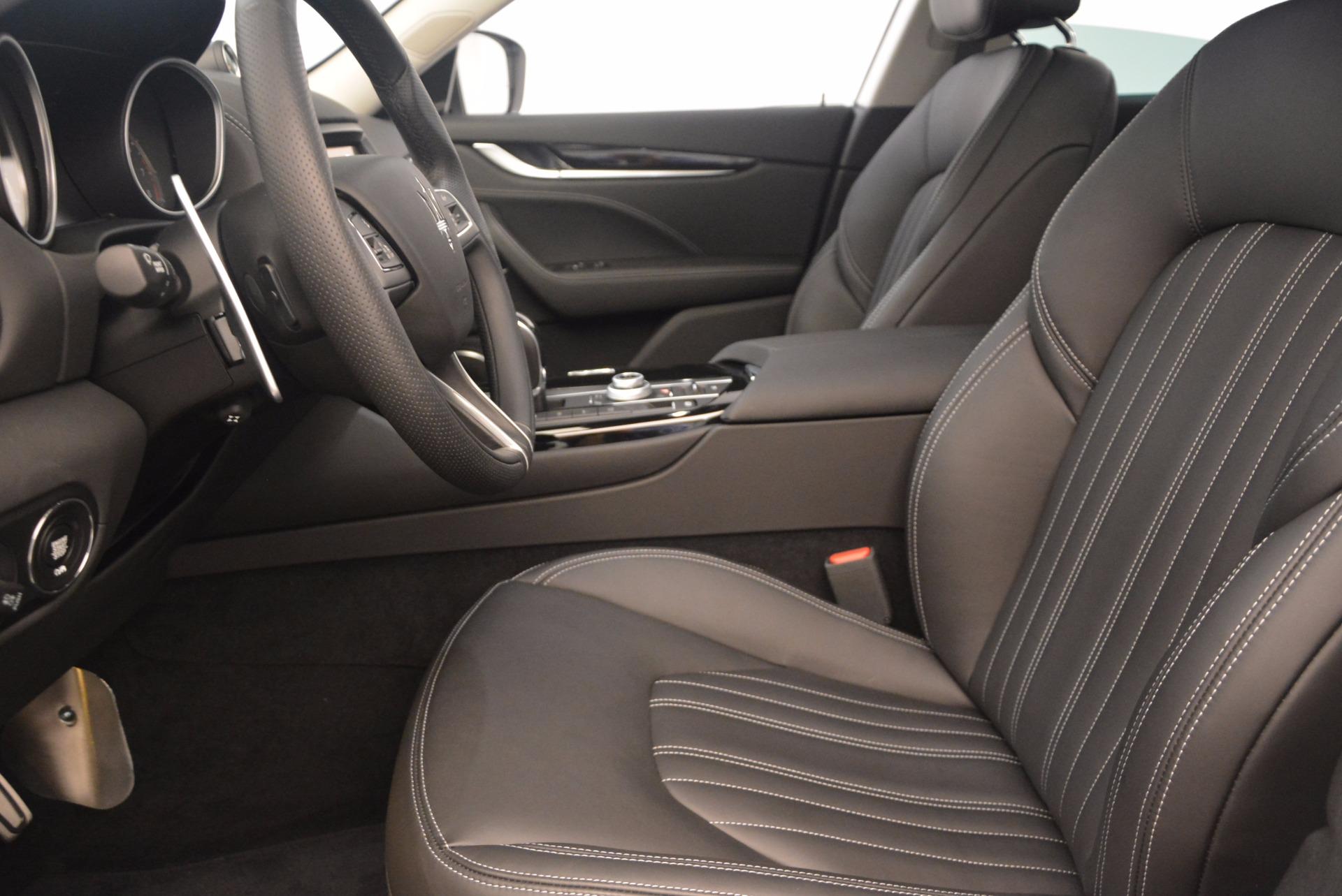 New 2017 Maserati Levante  For Sale In Westport, CT 880_p14