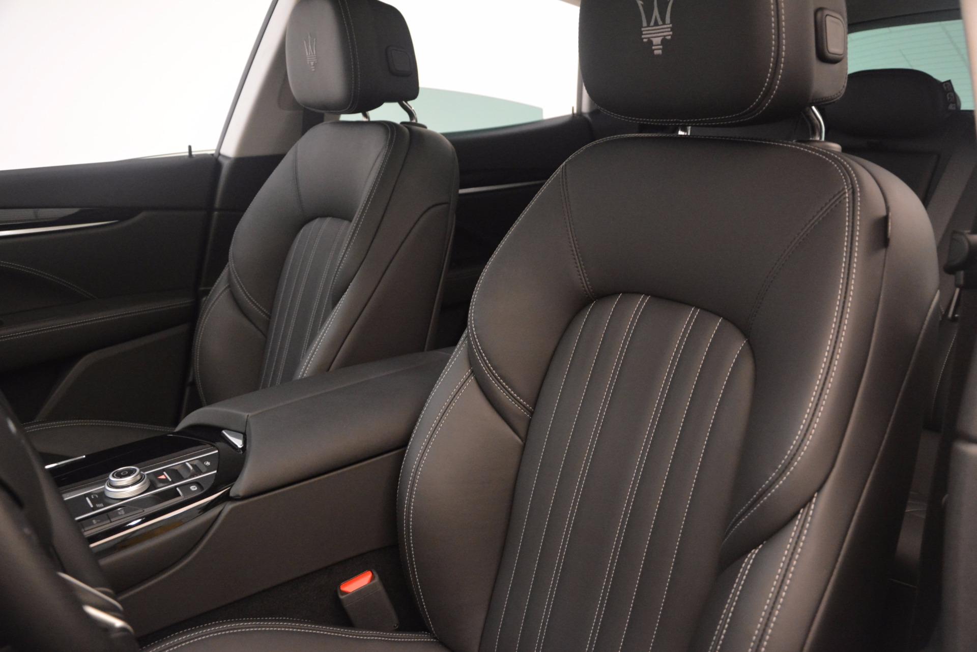 New 2017 Maserati Levante  For Sale In Westport, CT 880_p15