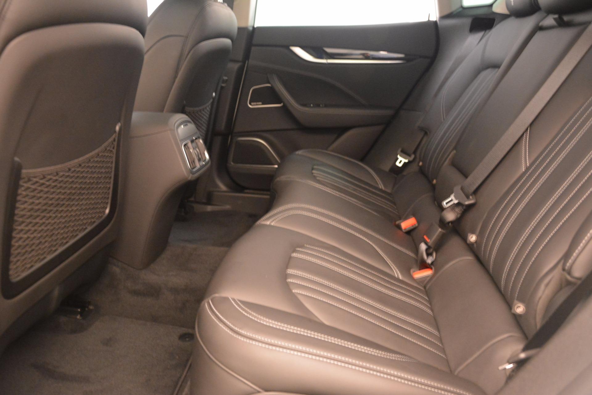 New 2017 Maserati Levante  For Sale In Westport, CT 880_p17