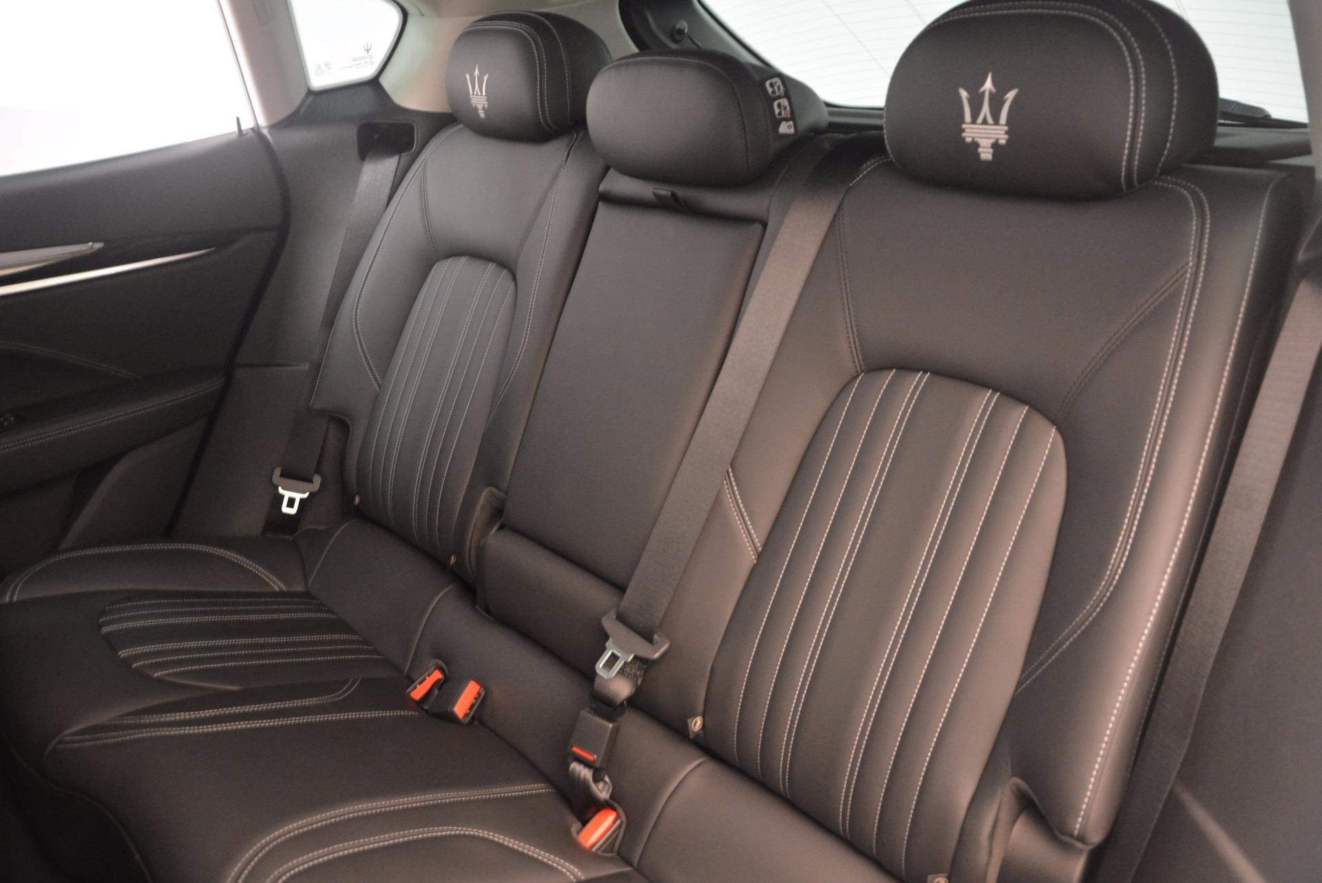 New 2017 Maserati Levante  For Sale In Westport, CT 880_p18