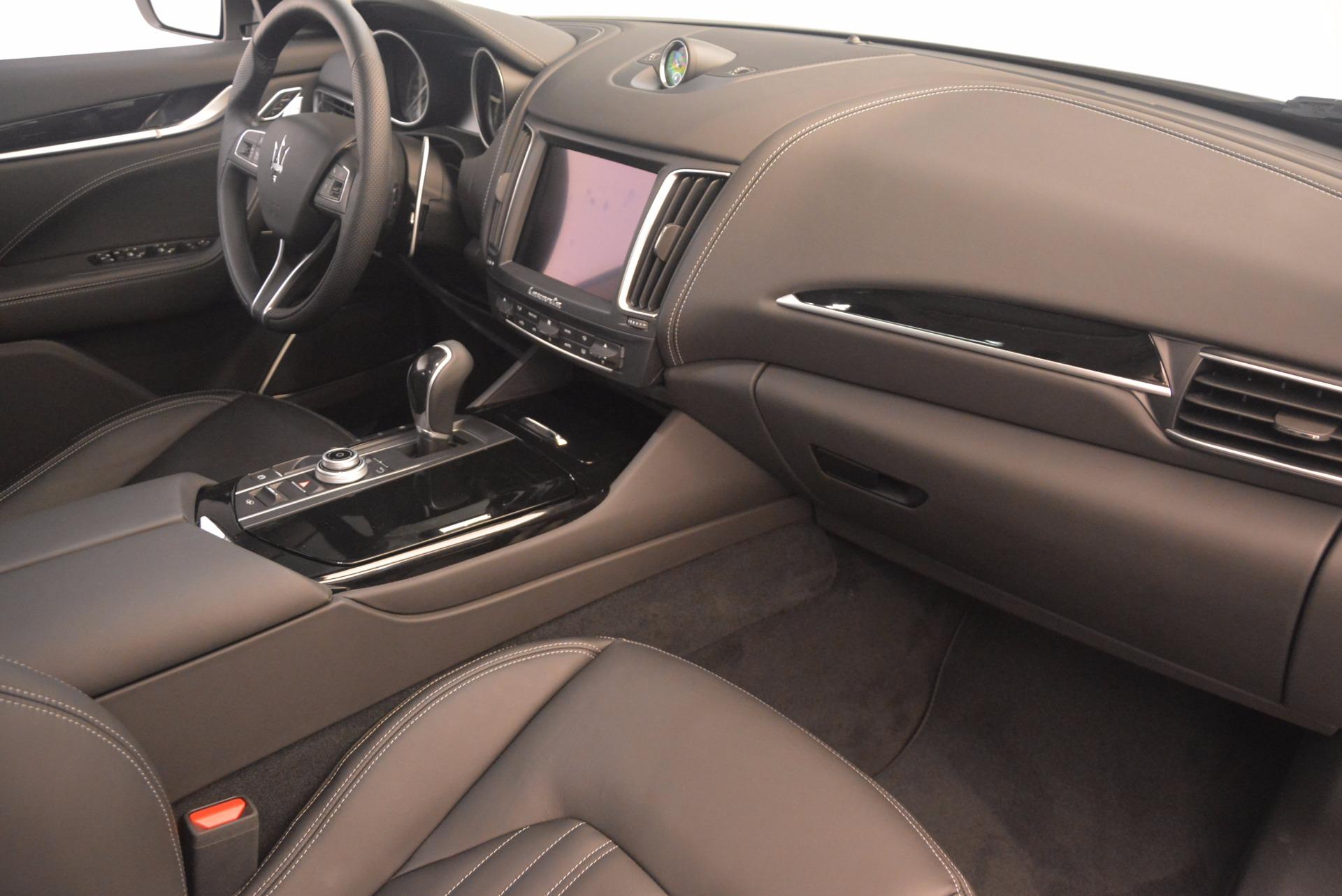 New 2017 Maserati Levante  For Sale In Westport, CT 880_p19