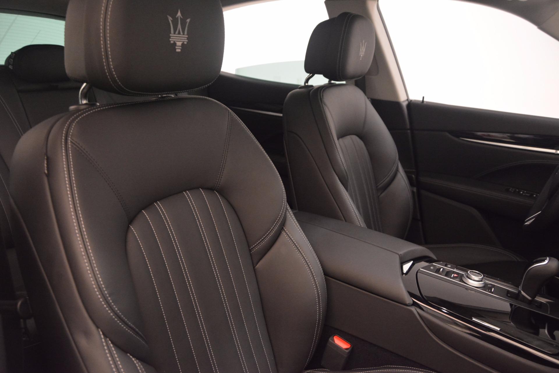 New 2017 Maserati Levante  For Sale In Westport, CT 880_p21