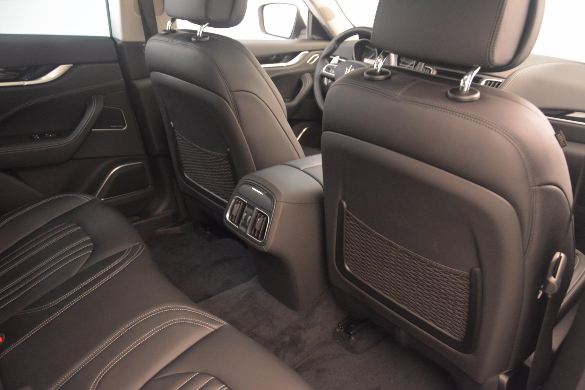 New 2017 Maserati Levante  For Sale In Westport, CT 880_p22