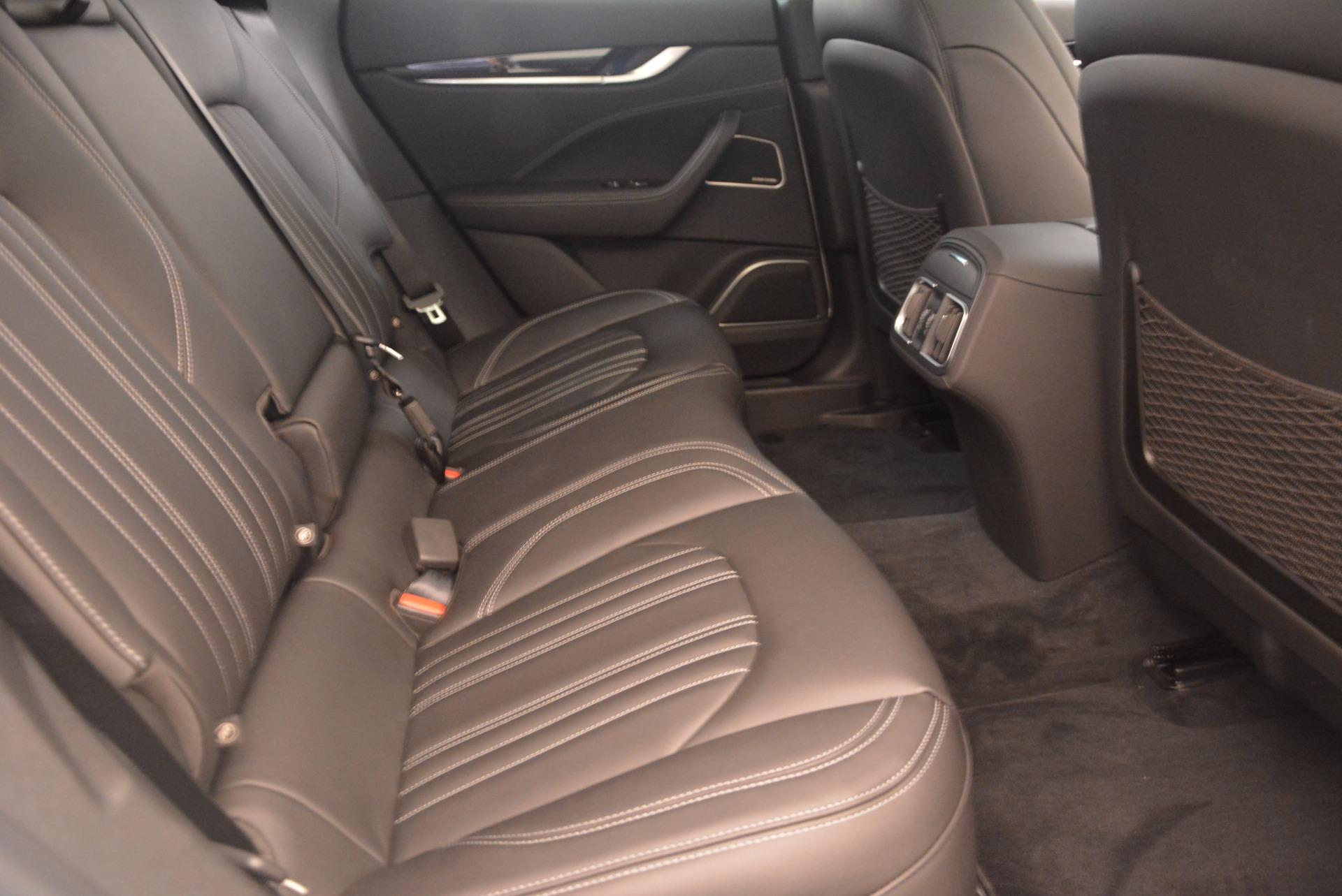 New 2017 Maserati Levante  For Sale In Westport, CT 880_p23