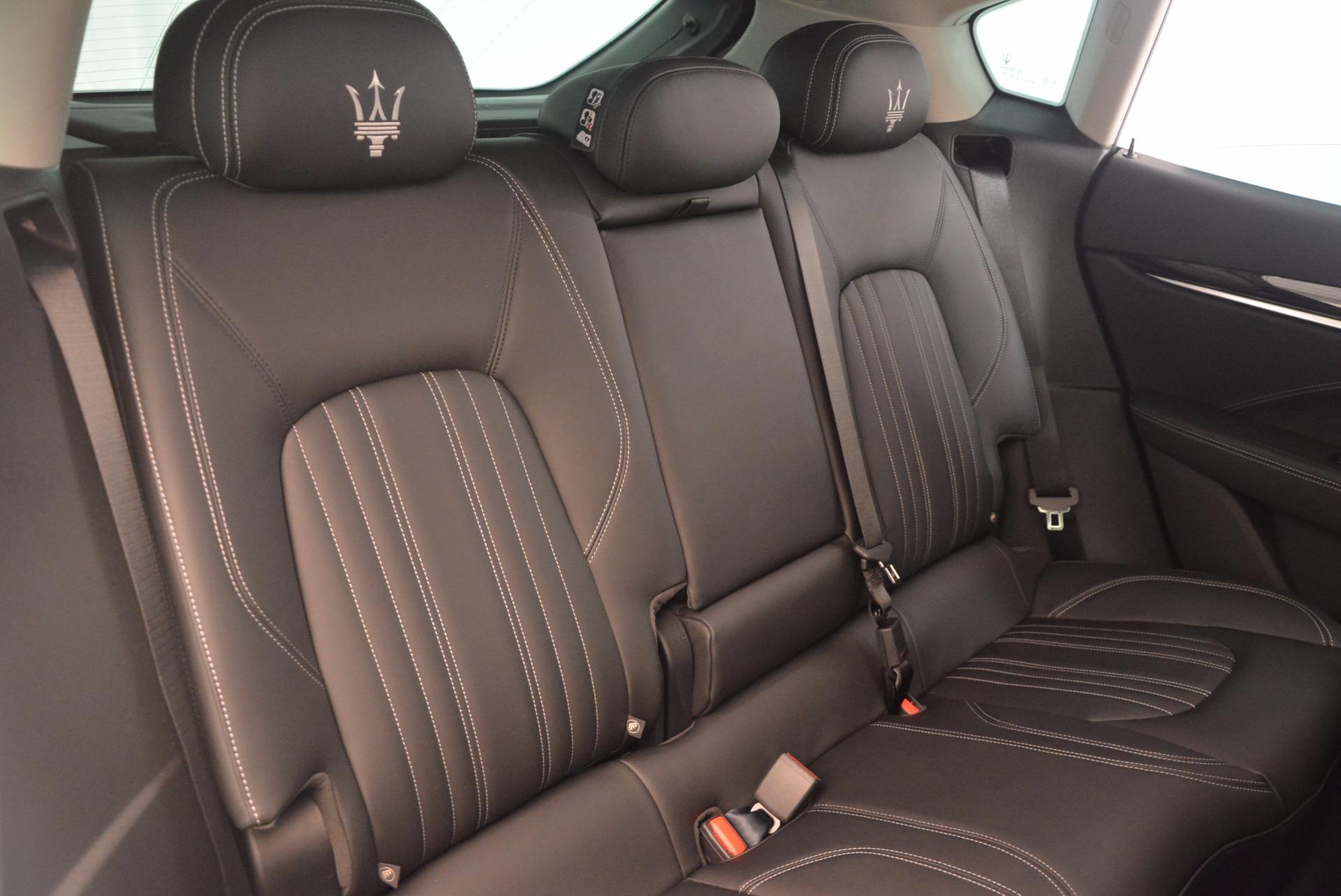 New 2017 Maserati Levante  For Sale In Westport, CT 880_p24