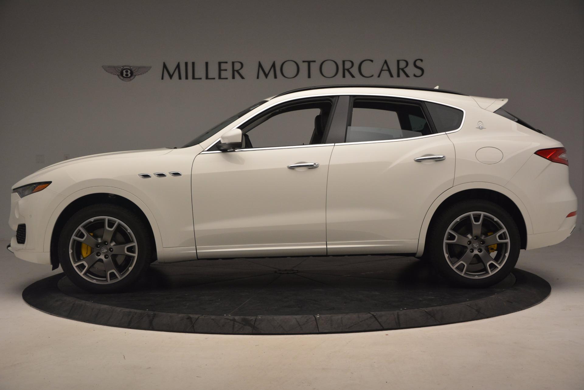 New 2017 Maserati Levante  For Sale In Westport, CT 880_p3