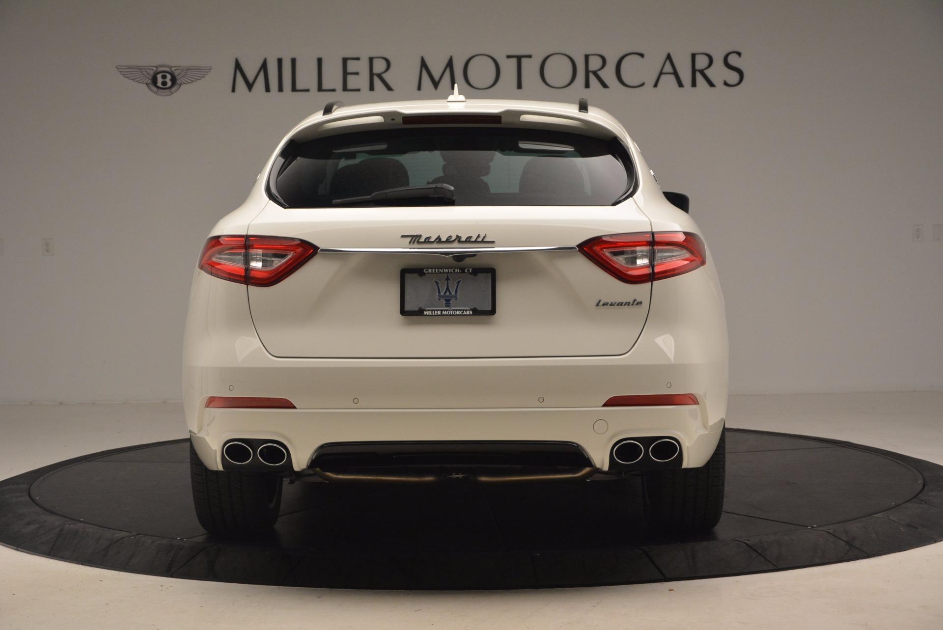 New 2017 Maserati Levante  For Sale In Westport, CT 880_p6