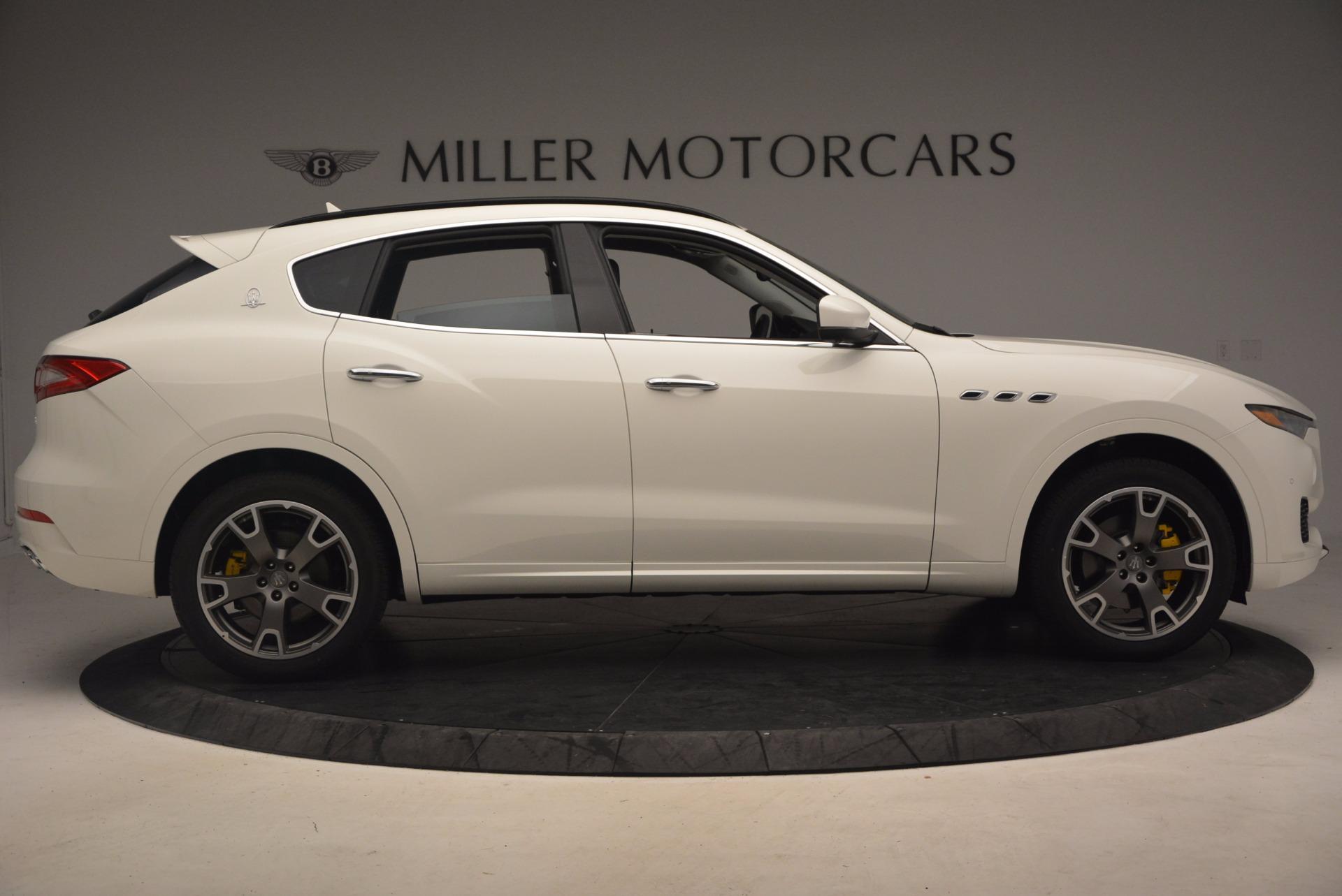 New 2017 Maserati Levante  For Sale In Westport, CT 880_p9