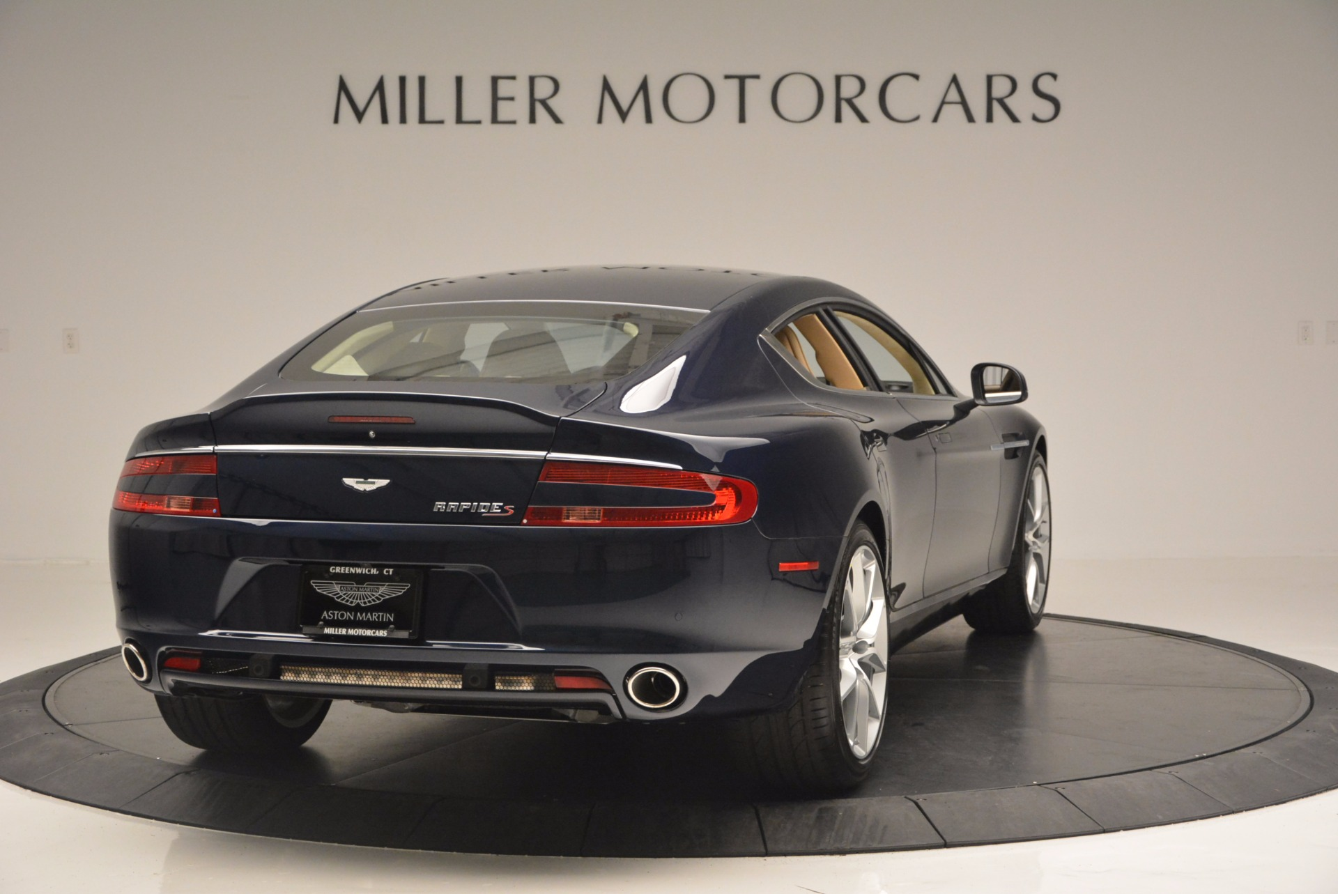 Used 2016 Aston Martin Rapide S  For Sale In Westport, CT 881_p7