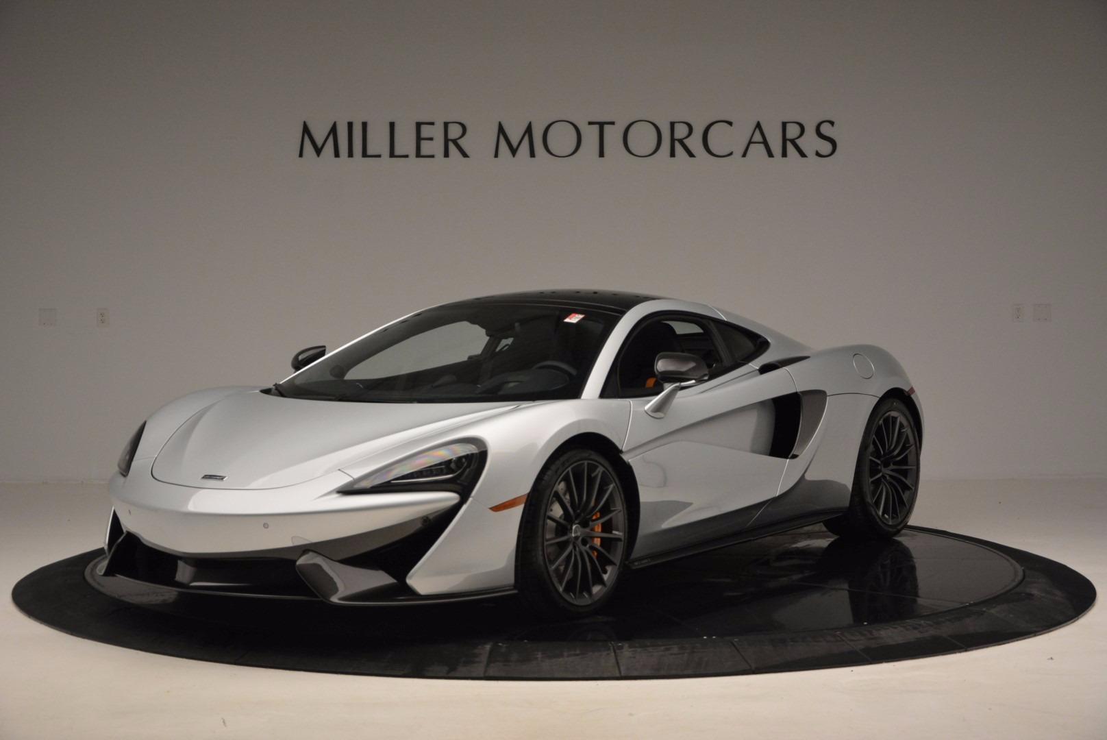 New 2017 McLaren 570GT  For Sale In Westport, CT 882_main