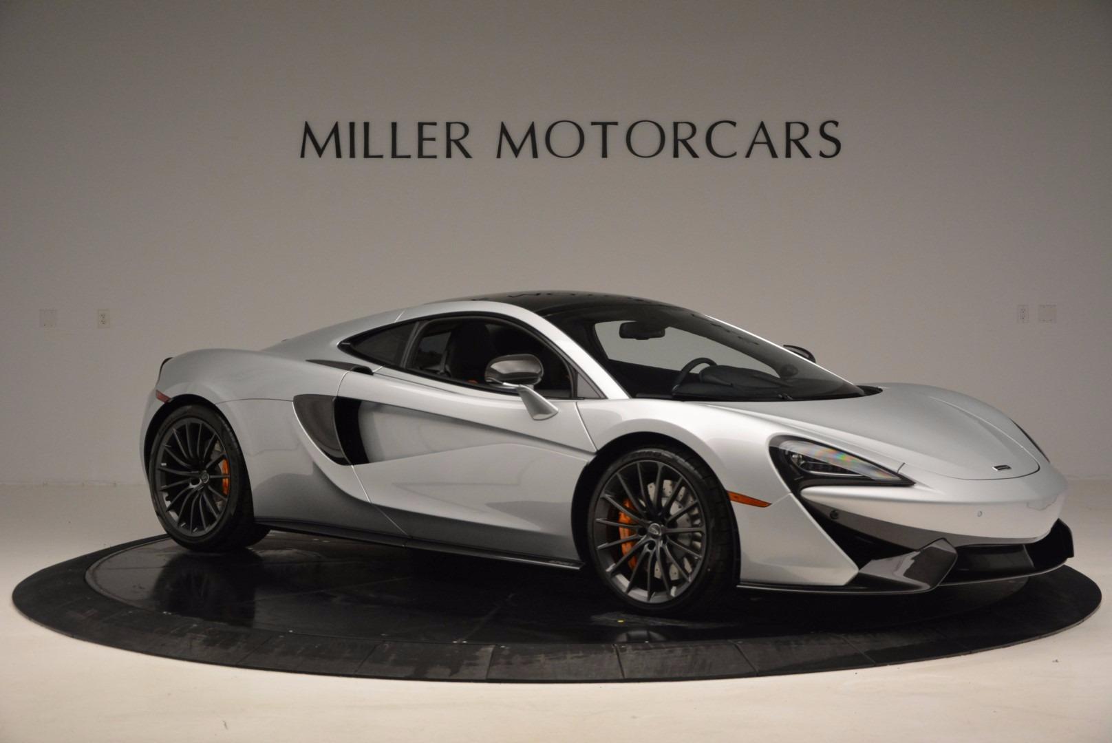 New 2017 McLaren 570GT  For Sale In Westport, CT 882_p10