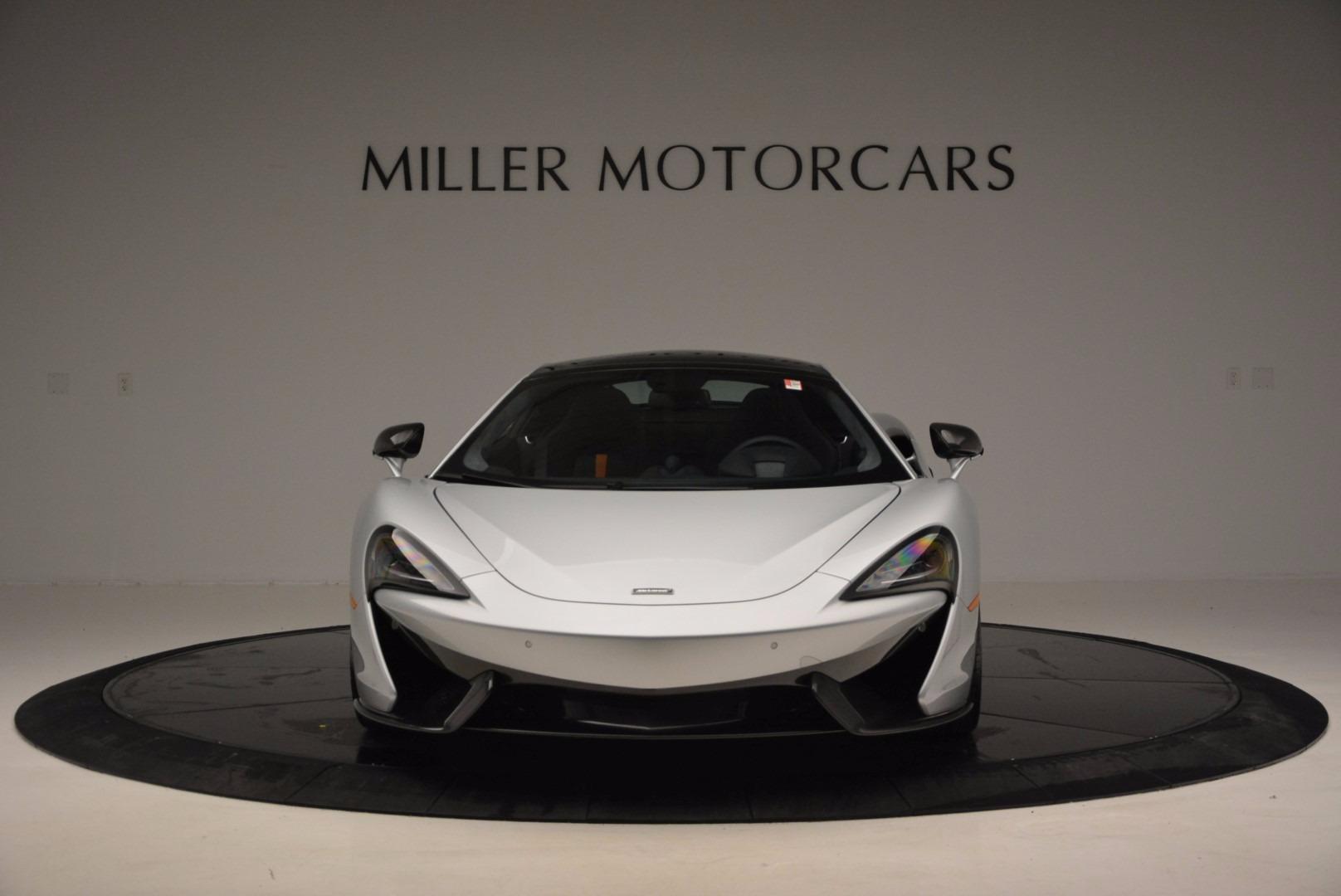 New 2017 McLaren 570GT  For Sale In Westport, CT 882_p12
