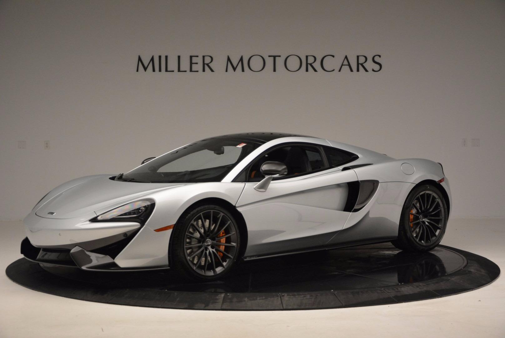 New 2017 McLaren 570GT  For Sale In Westport, CT 882_p2