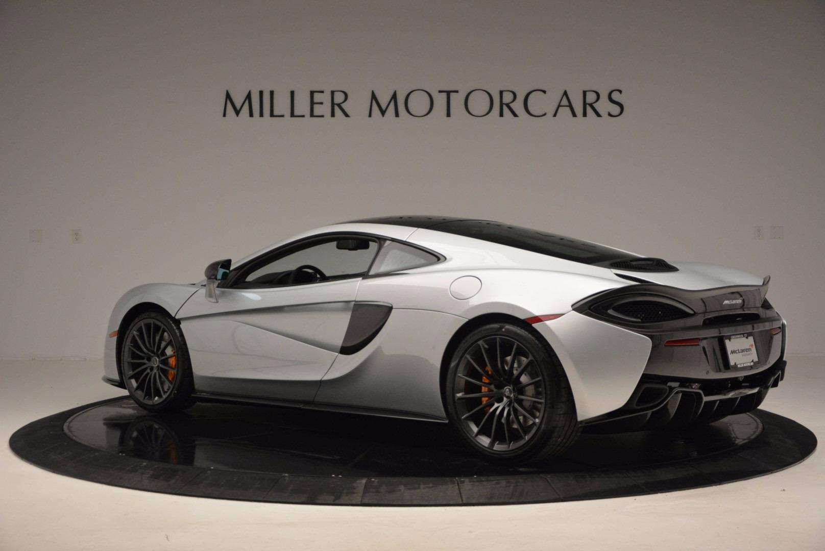 New 2017 McLaren 570GT  For Sale In Westport, CT 882_p4