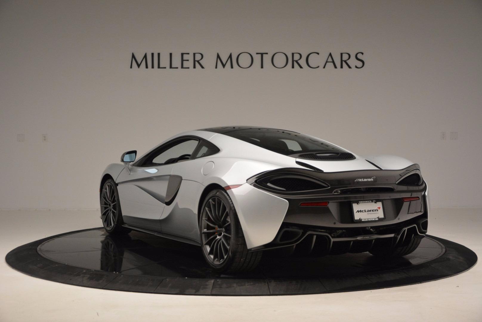 New 2017 McLaren 570GT  For Sale In Westport, CT 882_p5